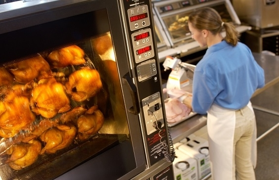 Chicken Cooking Equipment