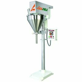 ALL FILL Semi-auto auger filling machines