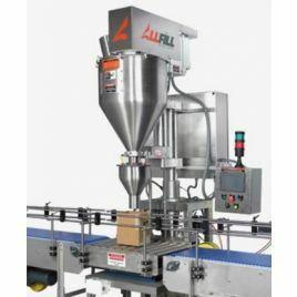 Granule dosing and filling machines