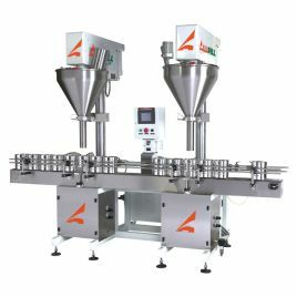 ALL FILL Automatic auger filling machines