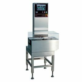 ANRITSU SSV-H High-accuracy checkweighers for food & pharmaceuticals