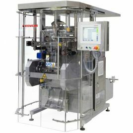 Bagging machines for confectionery