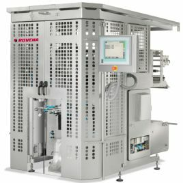 Bagging machines for fruit and vegetables