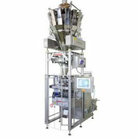 Bagging machines for snackfoods