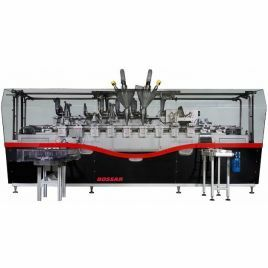 BOSSAR Pre-made pouch filling machines