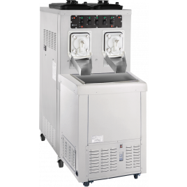 Taylor C002 Continuous Two Flavour Batch Freezer with Cabinet