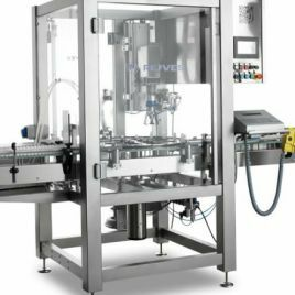 Cappers & dispensers for milk and dairy products