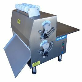 """DOUGH ROLLERS - SIDE OPERATED (Up to 20"""" or 51cm)"""