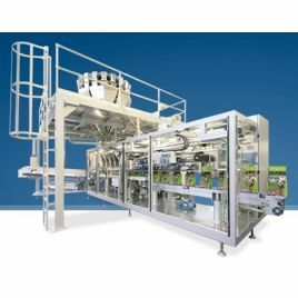 FAWEMA Bag packing machines for dry pet foods