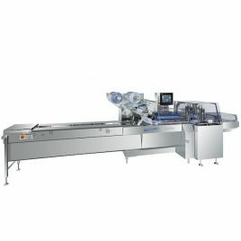 FUJI CXII Automatic HFFS flow wrappers
