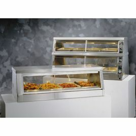 Henny Penny Single and Double Tier Counter Warmer