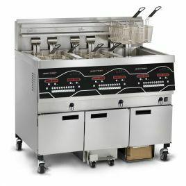 Henny Penny Evolution Elite Electric Fryer - EEE 143 - FFF