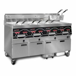 Henny Penny Evolution Elite Gas Fryer - EEG 244 - SSSS