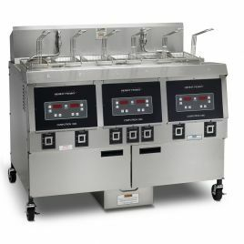 Henny Penny 320 Series Open Fryer with 3 Vats