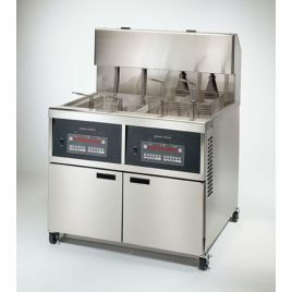 Henny Penny Open Fryer Gas with Autolift 341 - 8000 Computron