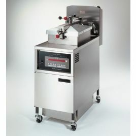 Henny Penny PFE 500 with 1000 Computron Control Four Head Pressure Fryer