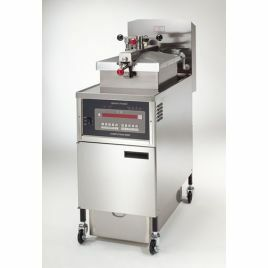 Henny Penny PFG 600 with 1000 Computron Control Four Head Pressure Fryer
