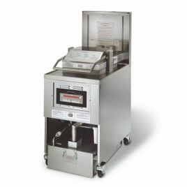 Henny Penny PFG 600 with 8000 Computron Control Four Head Pressure Fryer