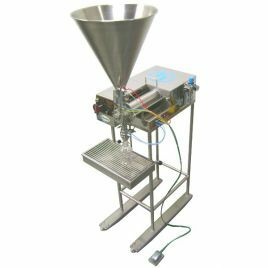 HUNTER Volumetric liquid filling machines