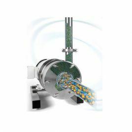 High viscosity in-line mixers