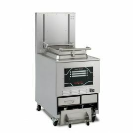Henny Penny Velocity Automatic Filtering Pressure Fryer