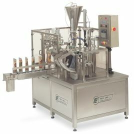 PACKLINE Stand-up pouch packing machines