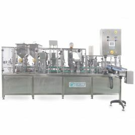 PACKLINE Tub, pot and cup fillers