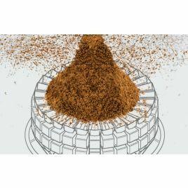 Powder and granule weighing machines