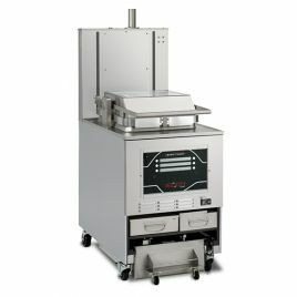 Henny Penny PXE 100 VELOCITY - Automatic Filtering Pressure Fryer