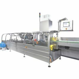 ROVEMA Cartoning machines