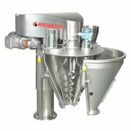 ROVEMA Volumetric bag filling machines