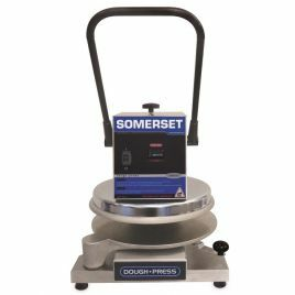 """HOT DOUGH PRESS (Up to 18"""" or 46cm) Top Heat System"""