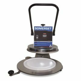 """HOT DOUGH PRESS  """"Moulds sold separately"""" (Up to 18"""" or 46cm)"""