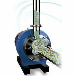 Mixing machines for pet foods
