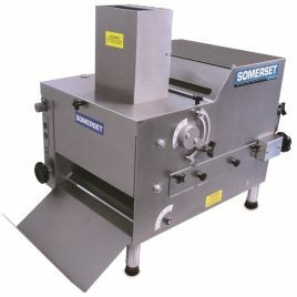 "Dough Moulder (Interchangeable pressure Plates 6"" to 19"")"
