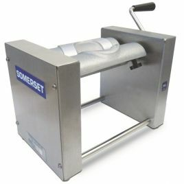 Turnover Machine (Supplied with one pair of moulds)