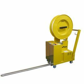Strapack AQ-7PLT Series – Pallet Strapping Machine