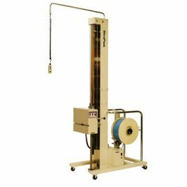 Strapack  D-53HE2 Series – Pallet Strapping Machine