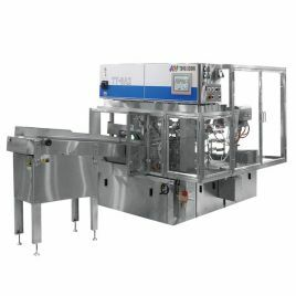 TOYO JIDOKI Pre-made pouch packing machines for dry products