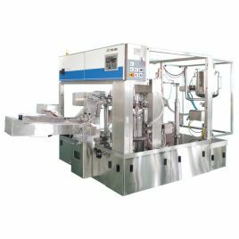 PACRAFT Pre-made pouch packing machines for liquids