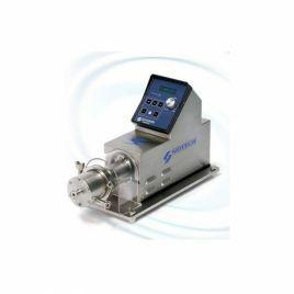 Laboratory in-line mixer