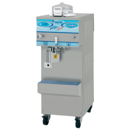 Electronic Vertical Batch Freezers - VIBEGEL - Water Cooled - 3 Phase
