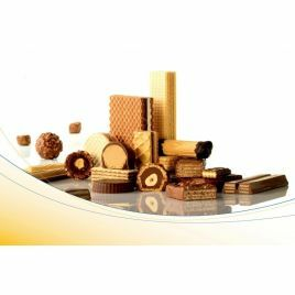 Wafer baking & processing machines for cookies and biscuits
