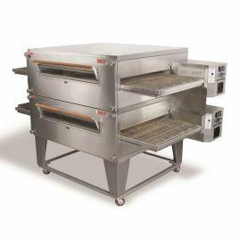 XLT Conveyor Oven 3870 - Gas  - Double Stack