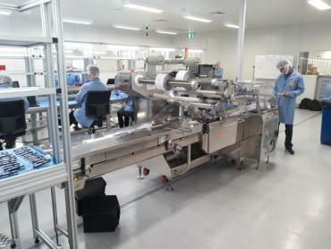 J.L.Lennard Helps Ellume Deliver United States Contract For COVID-19 Tests